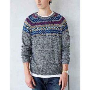 Urban Outfitters O'Hanlon Mills Mens Sweater L